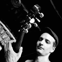 Gitarrenlehrer Gabor Csongradi, Gitarrenunterricht in Berlin-Neukölln und Alt-Treptow