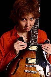 Gitarrenlehrerin Rachel Kenesei, Gitarrenunterricht in Berlin-Neukölln/Treptow