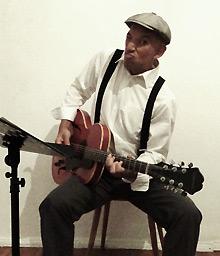 Gitarrenunterricht und Bassunterricht in Berlin-Kreuzberg und -Neukölln: Julian Datta